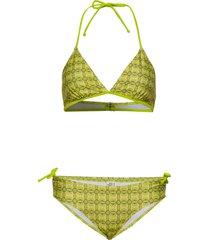 ibiza bikinna b bikini geel mads nørgaard