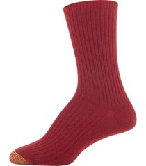 gold toe women's cashmere-rib socks