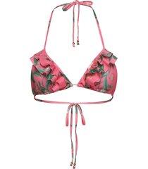 gigi bikini top bikinitop rosa by malina