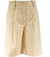 federica tosi stripe shorts