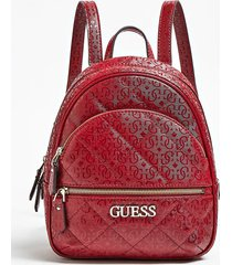 pikowany plecak z logo model wilona