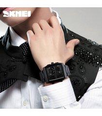 skmei 1274 reloj para hombre-negro