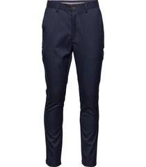 akberan pants chinos byxor blå anerkjendt