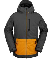 trainingsjack volcom deadlystones insulated jacket