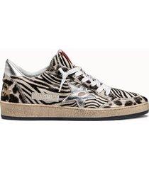 golden goose deluxe brand sneakers ball star jungle animalier
