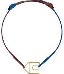 aliita casita pura bracelet - blue