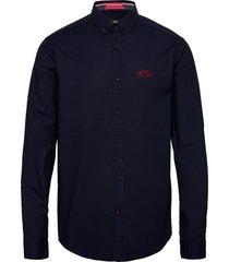biado_r skjorta casual blå boss