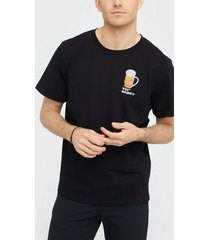the classy issue after work tee t-shirts & linnen black