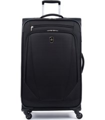 "closeout! atlantic infinity lite 4 29"" expandable spinner suitcase"