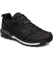 terrex skychaser lt gtx shoes sport shoes running shoes svart adidas performance