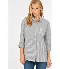 barbour longshore shirt / barbour longshore shirt, 4