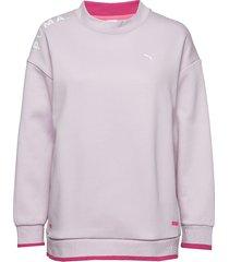 chase crew sweat-shirt trui roze puma