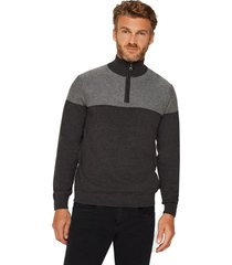 sweater algodón gris esprit