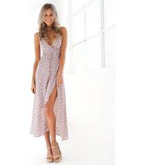 sling braces falda vestido floral vestidos mujer casual vestido de playa