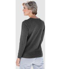 tröja paola mörkgrå