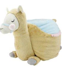 soft landing bestie beanbags - llama character beanbags