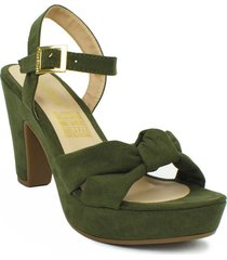 calzado dama tacon 182742oliva