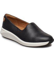 un rio step sneakers svart clarks
