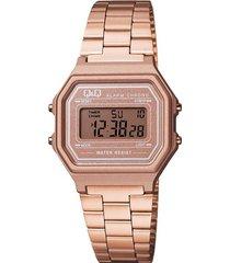 reloj digital cobre q&q