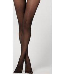 calzedonia 20 denier essential invisible tights woman black size 4