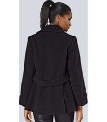 jacka alba moda svart