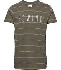 t-shirts t-shirts short-sleeved grön edc by esprit