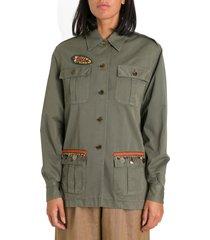 alessandra chamonix armelle saharian jacket