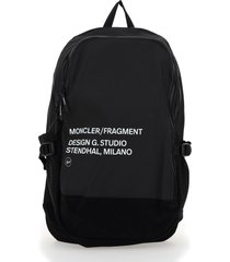 moncler genius printed backpack