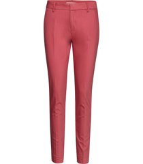 abbey night pant sustainable smala byxor stuprör rosa mos mosh