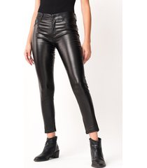 pantalón negro her jeans engomado