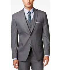alfani men's stretch performance slim-fit jacket, created for macy's