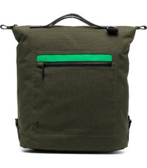 ally capellino front-pocket backpack - green