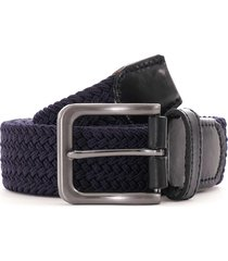 none of the above woven belt - navy 845300-navy