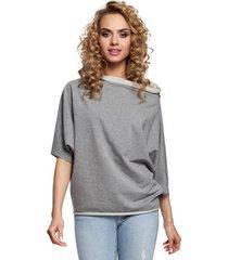 blouse style s127 wikkel kokerrok - geel