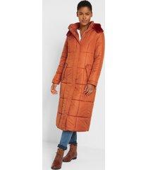 lichte gewatteerde jas