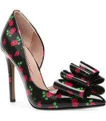 betsey johnson women's prince-p dress heel women's shoes