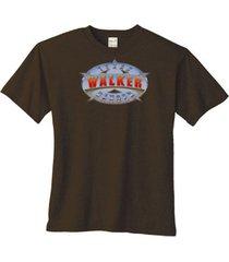 walker texas ranger chuck norris t-shirt