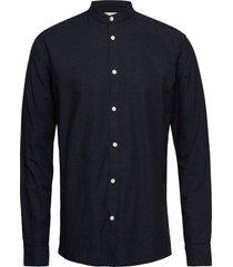 anholt overhemd casual blauw minimum