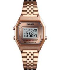 relógio feminino skmei digital