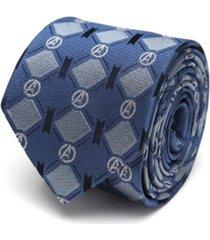 marvel avengers argyle men's tie