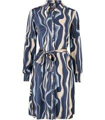 skjortklänning cudzemila dress