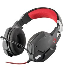 audifono diadema gamer trust gxt 322 carus pc-laptop-ps4- xbox one