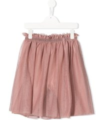 andorine tulle skirt - pink