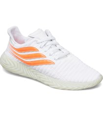 sobakov låga sneakers vit adidas originals