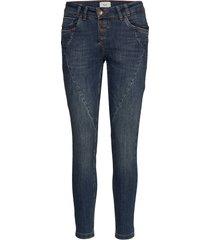 pzanna jeans skinny leg skinny jeans blå pulz jeans