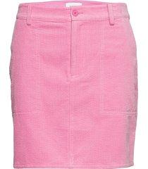 kelly skirt 11153 kort kjol rosa samsøe samsøe