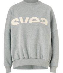 sweatshirt w. crew neck sweat