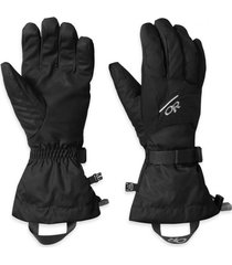guante adrenaline negro outdoor research