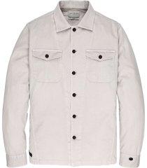 long sleeve shirt ctn twill lunar rock
