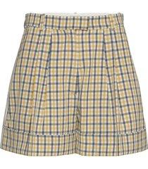 nomade shorts flowy shorts/casual shorts grå baum und pferdgarten